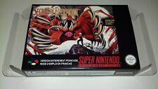 Secret of Evermore - PAL  - Super nintendo - Snes - Only Box