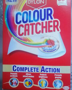 Dylon Colour Catcher  - Washing Machine allows mixed washes ( 1 - 40 Sheets)