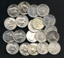 1976-S 40% Silver Kennedy Half Dollar Roll (20 coins) Unc TMM* 1