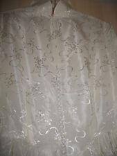 1940s Vintage Wedding Dresses & Veils for Women