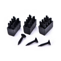 3pcs replacement brushes with screw for hostage arrow rest archery bow Set 3C