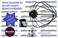 Breville BEM410 BEM800 Mixer Balloon Whisk - BEM800/330 - NEW GENUINE  IN STOCK