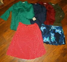 Women's Career Casual Lot Skirt Dress Capris Pants Jeans Banana Republic NWT 12