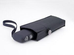 Fulton  Compact / Folding Auto Open & Close Auto Umbrella Black