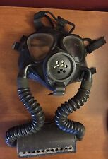 WWII USN US Navy Gas Mask