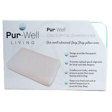 Pur-Well Living Pur Cool Gel Deep Sleep Comfort Pillow Diamond Line 2018