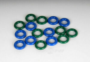 Fuel Injector Seal Kit ACDelco GM Original Equipment 217-2444 - Fast Shipping
