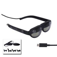 Nreal Light NR-9101GGL AR Brille Augmented Reality Brille schwarz