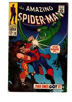 Amazing Spider-Man 49 VG 4.0 * 1 Book * Vulture! Kraven! Stan Lee & John Romtia!
