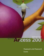 Microsoft Office Access 2007: Introductory