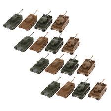 16tlg Plastik Militär Panzer Armee Figuren Kinder Spielzeug Geschenk