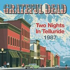 Grateful Dead - Two Nights In Telluride (4CD BOX SET)