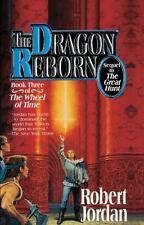 Wheel of Time: The Dragon Reborn 3 by Robert Jordan (1992, Reinforced, Prebound)