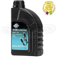 Silkolene RSF 10 Racing Suspension Fluid - 1 Litre