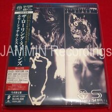 THE ROLLING STONES - EMOTIONAL RESCUE - JAPAN MINI LP SACD SHM - UIGY-9077 - CD