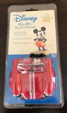 Disney Mickey Mouse Sports Car Nightlight~ New In Package M27