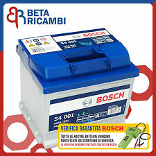 Batteria auto 44Ah 440A 12V Bosch S4 001 0092S40010 Positiva a destra