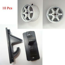 10Pcs Car Tire Wheel Hub Hook Shop Wall Mounted Display Hub Suspension Universal