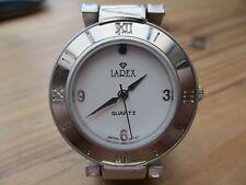 modern larex quartz watch, hong kong made, used