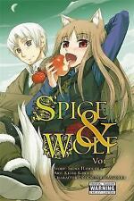 (Good)-Spice and Wolf, Vol. 1 (manga) (Spice and Wolf (manga)) (Paperback)-Azuma