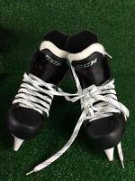 Ccm Jetspeed FT340 Hockey Skates Y13.0 Skate Size