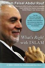 What's Right with Islam: is What's Right with America