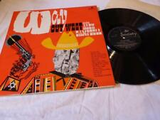 ALEX CAMPBELL - WAY OUT WEST , SOCIETY 1963 , EX/VG+ ,LP