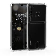 Crystal TPU Case with Card Slot for Huawei P30 Lite