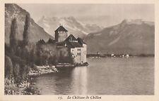 AK 13-  Le Château de Chillon
