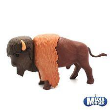 PLAYMOBIL ® animale Western Indiani personaggio | Bison | bisonte europeo | sbirro criniera marrone chiaro