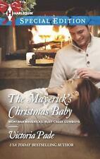 The Maverick's Christmas Baby (Harlequin Special EditionMontana Mavericks: Rust
