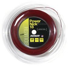 Ashaway PowerNick 18 Squash String 110m Reel