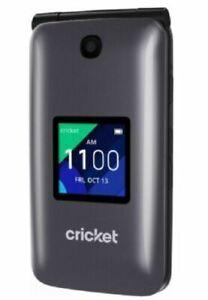 Alcatel QUICKFLIP 4044C | 4G LTE | Durable HD Voice Flip Phone | GSM Unlocked