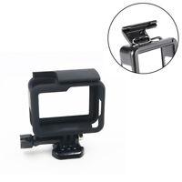 Top Frame Housing Border Protective Shell Case Cover For GoPro Hero 7 6 5 Black