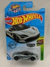 hot wheels McLaren 720S Zamac HW Exotics