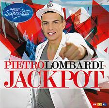 PIETRO LOMBARDI : JACKPOT / CD - TOP-ZUSTAND