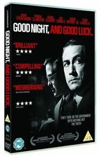 Good Night and Good Luck DVD George Clooney