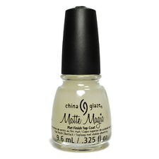 China Glaze Matte Magic Top Coat 0.325floz