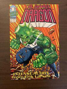 Savage Dragon #1 Color Variant Blue White Yellow Green Image Comic Books C43-47
