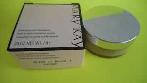 Mary Kay Mineral Powder Foundation in Beige 1