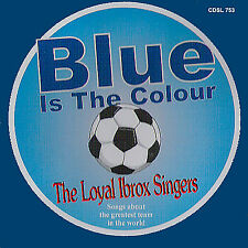 *RANGERS*  ***BLUE IS THE COLOUR ***  *NEW* LOYALIST/ULSTER/ORANGE/RANGERS CD*