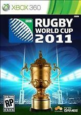 Rugby World Cup 2011 - Xbox 360 Game