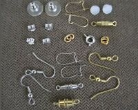 <100Pc.U•S QUALITY LOT>Assorted-FINDINGS JEWELRY Repair KITS~US SELLER