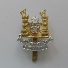 BRITISH ARMY CAP BADGE. THE SUFFOLK AND NORFOLK YEOMANRY.