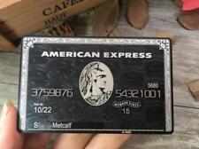 Custom Gift Card American Black Card 6B