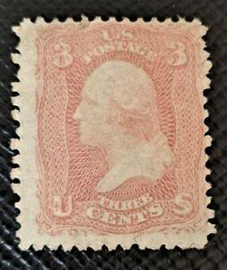 United states 3 Cents Washington Mint Stamp