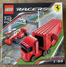 Lego Ferrari F1 Truck - New - Factory Sealed