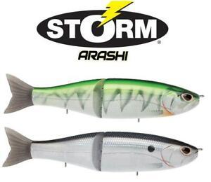 Storm Arashi Glide 7.5-Inch 3 1/8 oz. Glide Bait (Select Color)
