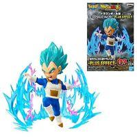 Dragon Ball Super WCF Plus Effect Mini Figure 03 Vegeta SSGSS Banpresto