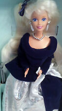 Winter Velvet Barbie Avon Exclusive 15571